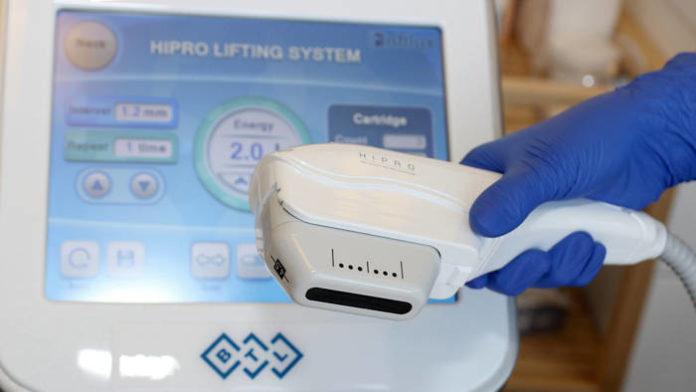 Nowość medycyny estetycznej - HIFU bezinwazyjny lifting ultradźwiękowy